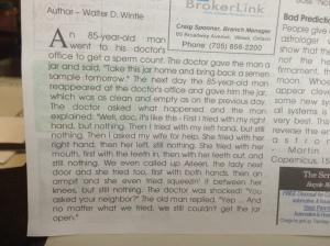 Wawa Weekly 1