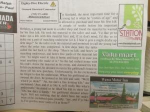 Wawa Weekly 2