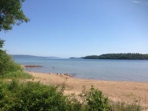 rossport beach
